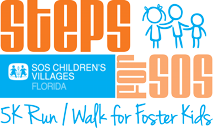 Steps for SOS 5K Walk / Run